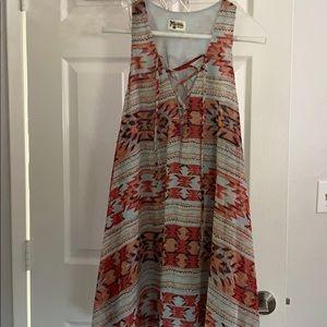 Show me Your Mumu Aztec dress